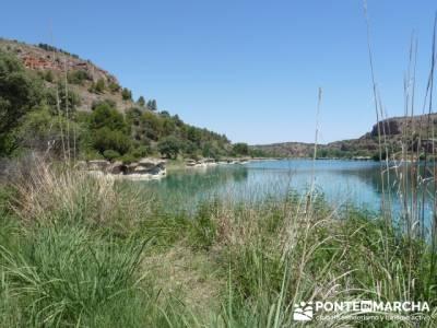 Parque Natural de las Lagunas de Ruidera - Ruidera;viajes agosto; excursiones montaña madrid